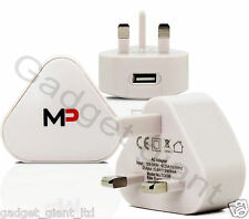 Apple iPhone 5 EXTRA STRONG FASTEST USB CHARGING ADAPTOR 2400 mAh (2.4amp)