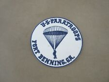 Paracadutista Camp FT Benning Training AAF USAF Patch Airforce Pilots US Army wk2