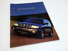 1998 Subaru Forester Brochure
