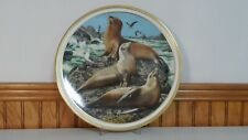 "Lenox ""The American Wildlife Plate Collection"" - Sea Lions by Norman Adkins"