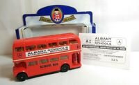 OXFORD DIECAST LTD EDITION ROUTEMASTER BUS ALBANY SCHOOLS - RM065 NO.425 OF 750