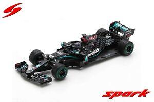 S6488 Spark: 1/43 Mercedes-AMG Petronas #44 W11 Winner Turkish GP Hamilton 2020
