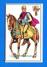 ARMI E SOLDATI - Edis 71 - Figurina-Sticker n. 28 - CAVALIERE ROMANO -Rec