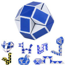 UK Magic 3D Cube Mind Toy Game Puzzle Snake Twist Speed Gift Party Child Travel