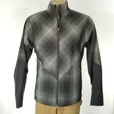 The North Face Men's Isotherm Jacket Gray Plaid Sz M NWT $170