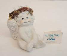 1991 Cast Art DREAMSICLES Cherub SITTING PRETTY Angel Figurine By Kristen DC101
