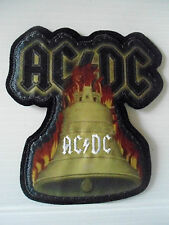 """Toppa Termoadesiva/Thermoadhesive Patch """" AC/DC HELLS BELLS """"  (TOP 269)"""
