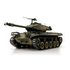 1:16 Torro U.S M41 Walker Bulldog RC Tank Airsoft 2.4GHz Hobby Edition Green