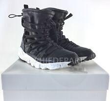 NIKE MEN FOOTSCAPE ROUTE SNKRBT SP 728746001 SNEAKER BOOT SHOES BLACK size 9 US