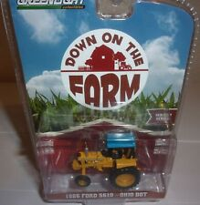 1/64 Greenlight 1982 Ford 5610 Tractor with Canopy Ohio DOT