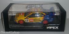 1:43 Apex Replicas Johnson / Wall 2014 Bathurst DJR Ford FG Falcon #17 Retro