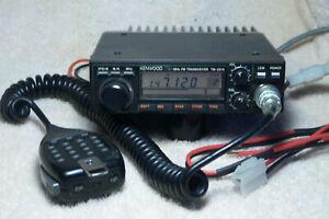 KENWOOD TM-221A VHF Transceiver