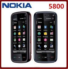 Unlocked Phone Nokia 5800 xpressmusic 3.2 MP Camera GPS WIFI FM radio Bluetooth