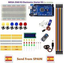 STARTER KIT 37 sensori nel riquadro in plastica Arduino Raspberry Pi monitorizza