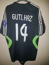 Camiseta Futbol Real Madrid Guti Dorsal 14 champions league adidas año 2002