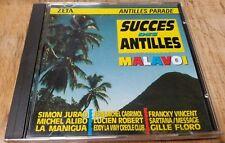 Antilles Parade - Succes Des Antilles - Malavoi - French Import CD - RARE