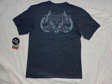 REALTREE Mens L XL NWT Gray Pocket Family Friends Outdoors T shirt Tee