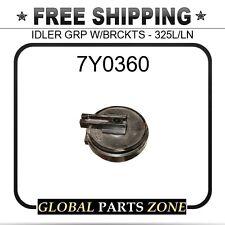 7Y0360 - IDLER GRP W/BRCKTS - 325L/LN 10281491028155 fits Caterpillar (CAT)