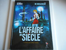BD - L'AFFAIRE DU SIECLE 1 / CHATEAU DE VAMPIRE A VENDRE - J-J BEINEIX