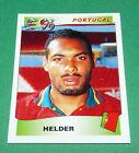 N°300 HELDER PORTUGAL PANINI FOOTBALL UEFA EURO 96 EUROPE EUROPA 1996