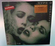 Type O Negative Bloody Kisses 2xLP Limited Coloured Vinyl Copy n.2169 Gatefold