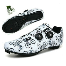 Mtb Men's Road Cycling Shoes Outdoor Athletic Racing Bike Sneakers Bicycle Shoes