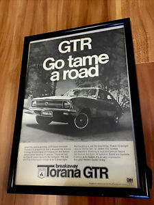 🔴Bathurst Holden Torana Xu1 GTR Slr 5000 V8 Hardie Ferodo Original VK HSV HDT