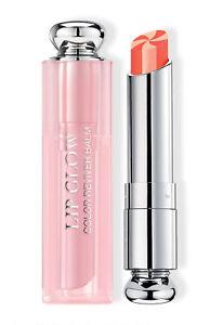 Dior Addict Lip Glow Color Balm - Colour: 204 Coral - No Box