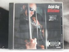 RALPH DOG - AFFLICTIONS CD COME NUOVO LIKE NEW