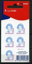 Nederland NVPH V2392 Hangboekje Beatrix inversie TPG logo Postfris