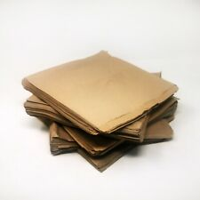 Paper Bags Brown Kraft For Sweets Food Sandwiches Grocery Gift