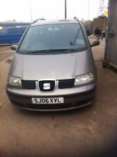seat alhambra fuel injector 2006 2.0 diesel set of 4