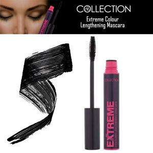Collection Cosmetic Extreme Colour Lengthening Volumising Mascara Blackest Black