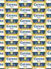 Corona Extra Beer Printed Cotton Poplin Digital Printed Fabric By The Yard