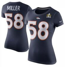 online store eb8fa 9e9e1 Von Miller Super Bowl NFL Jerseys for sale | eBay