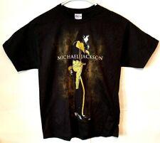 Nwt Michael Jackson Graphic Tribute T-Shirt Pop Music Size Large 42-44