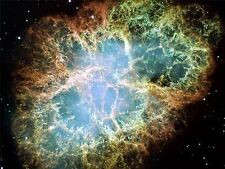 ART PRINT POSTER SPACE STARS NEBULA UNIVERSE GALAXY HUBBLE GAS COSMOS NOFL0428