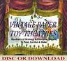☆ PAPER MODEL TOY THEATRE ☆ PRINT-CUT-ASSEMBLE ☆ 100's Vintage Sheets Images ☆