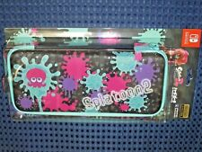Splatoon 2 Nintendo Switch Carrying Case Hard Pouch Bag for Console Tentacles FS