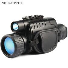 Monocular Night Vision infrared Digital Scope for Hunting Telescope long range