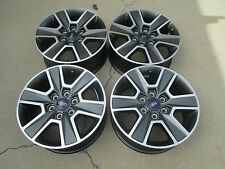 "18"" FORD F150 EXPEDITION OEM FACTORY WHEELS RIMS fx4 CHARCOLE"