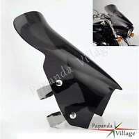 Front Windshield Windscreen w/Bracket For Suzuki Boulevard M50 M90 M1500R M1800R