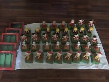 2017 Hallmark Peanuts Christmas Dance Party Lot 43 Pieces Snoopy Charlie Brown