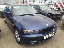 2003 BMW 316 1.8  ti ES Compact STARTS MOT SPARES OR REPAIRS