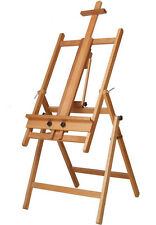 Painting Easel H-Frame Wood Art Artist Adjustable Studio Large Stand - E010