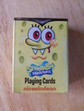 Bicycle Nickelodeon Spongebob Squarepants Mini Playing Cards - NEW