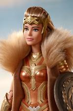 Wonder Woman Hippolyta Barbie doll NRFB