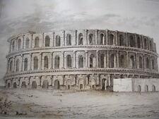 ATLAS de L'HISTOIRE ANCIENNE DE ROLLIN  39 planches &  4 cartes dépliantes