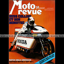 MOTO REVUE N°2313 HONDA CB 750 FOUR RUSS COLLINS OSSA 250 BENELLI & GARELLI 1977