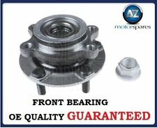 FOR NISSAN  LEAF ELECTRIC 80KW 2010->ON FRONT WHEEL BEARING HUB KIT